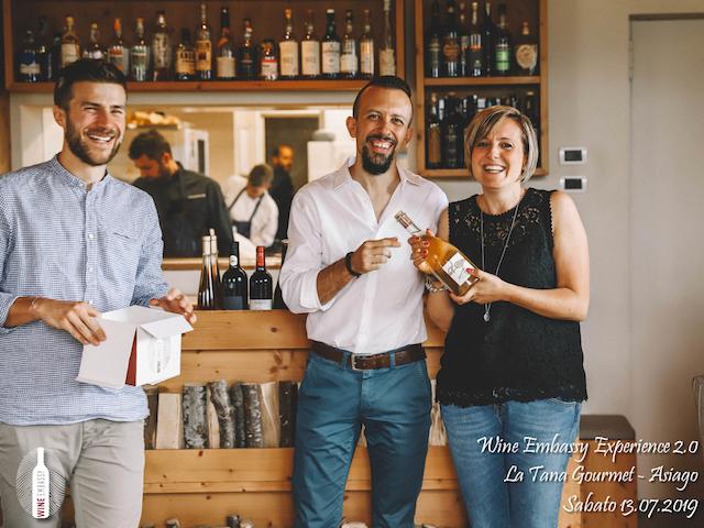 foto Evento Wine Embassy – WE Experience 2 @ La Tana Gourmet 13.07.2019 – 48