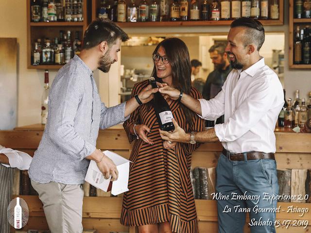 foto Evento Wine Embassy – WE Experience 2 @ La Tana Gourmet 13.07.2019 – 50