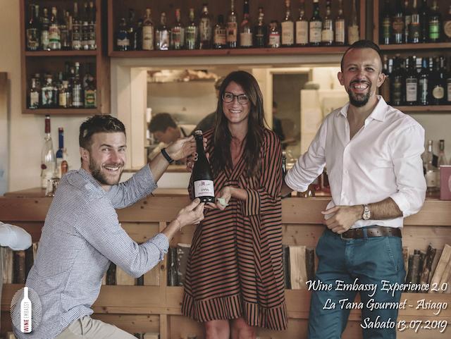 foto Evento Wine Embassy – WE Experience 2 @ La Tana Gourmet 13.07.2019 – 51