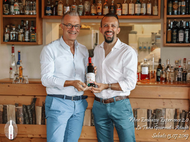 foto Evento Wine Embassy – WE Experience 2 @ La Tana Gourmet 13.07.2019 – 52