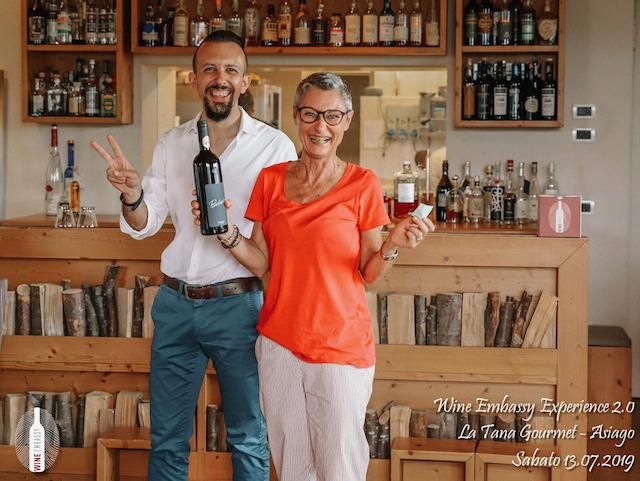 foto Evento Wine Embassy – WE Experience 2 @ La Tana Gourmet 13.07.2019 – 54