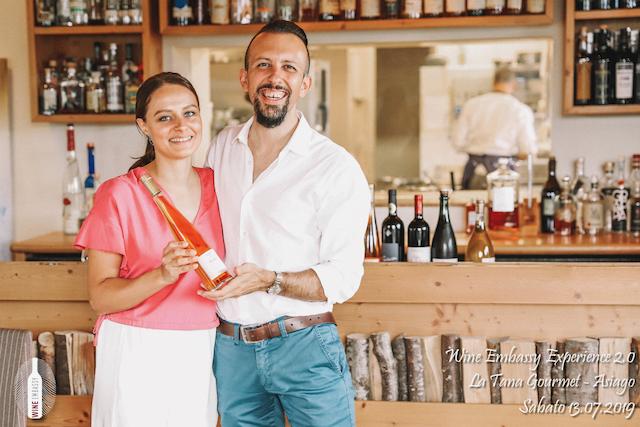 foto Evento Wine Embassy – WE Experience 2 @ La Tana Gourmet 13.07.2019 – 55