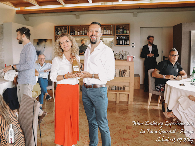 foto Evento Wine Embassy – WE Experience 2 @ La Tana Gourmet 13.07.2019 – 56