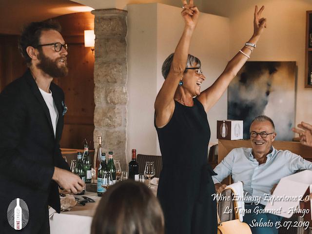 foto Evento Wine Embassy – WE Experience 2 @ La Tana Gourmet 13.07.2019 – 57