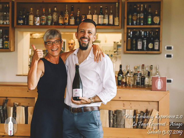 foto Evento Wine Embassy – WE Experience 2 @ La Tana Gourmet 13.07.2019 – 58
