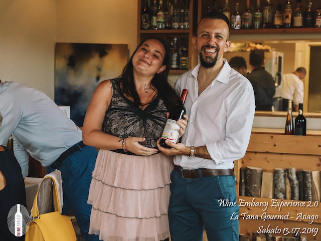 foto Evento Wine Embassy – WE Experience 2 @ La Tana Gourmet 13.07.2019 – 59