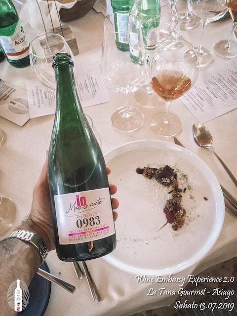 foto Evento Wine Embassy – WE Experience 2 @ La Tana Gourmet 13.07.2019 – 6