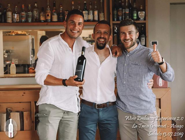 foto Evento Wine Embassy – WE Experience 2 @ La Tana Gourmet 13.07.2019 – 61