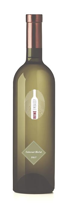 bottiglia bianco wine embassy