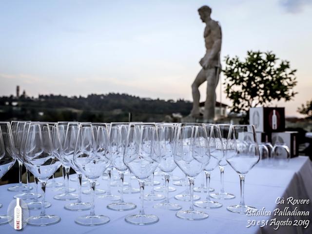 foto Evento Wine Embassy – Ca Rovere @ Basilica Palladiana 30:31.08.2019 1