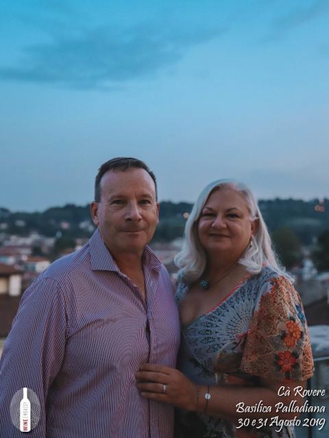 foto Evento Wine Embassy – Ca Rovere @ Basilica Palladiana 30:31.08.2019 12