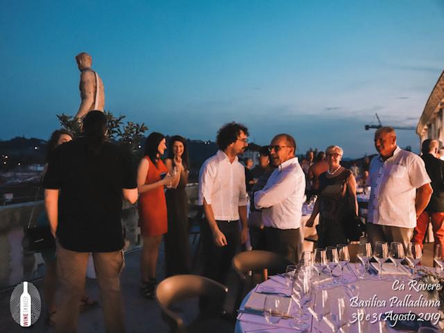 foto Evento Wine Embassy – Ca Rovere @ Basilica Palladiana 30:31.08.2019 16
