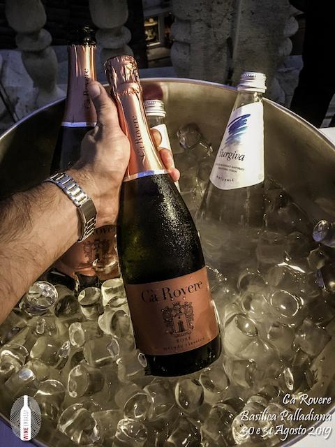 foto Evento Wine Embassy – Ca Rovere @ Basilica Palladiana 30:31.08.2019 17