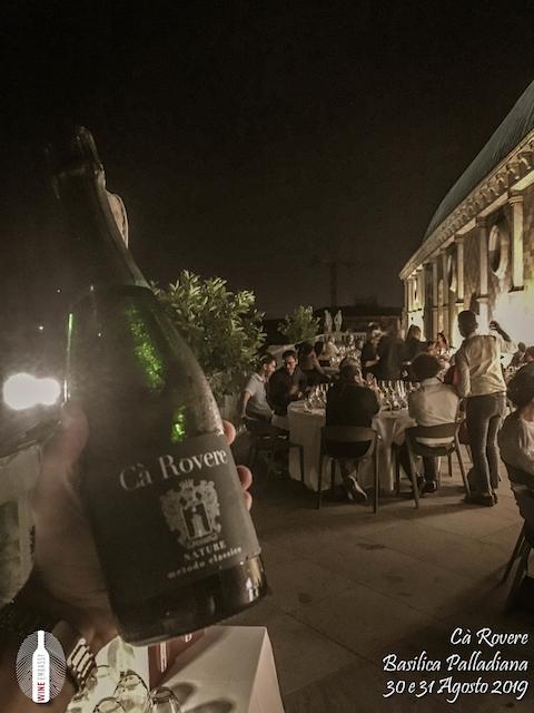 foto Evento Wine Embassy – Ca Rovere @ Basilica Palladiana 30:31.08.2019 19