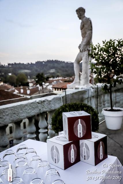 foto Evento Wine Embassy – Ca Rovere @ Basilica Palladiana 30:31.08.2019 2
