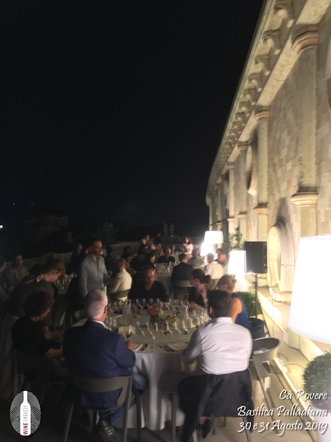 foto Evento Wine Embassy – Ca Rovere @ Basilica Palladiana 30:31.08.2019 24