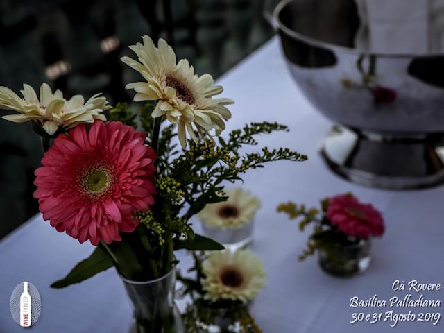 foto Evento Wine Embassy – Ca Rovere @ Basilica Palladiana 30:31.08.2019 3