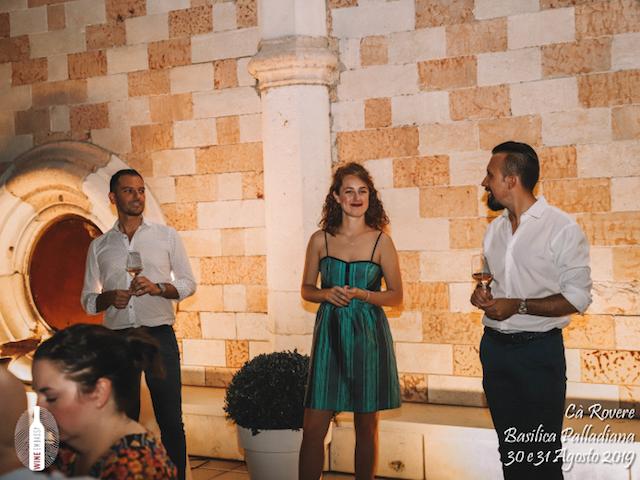 foto Evento Wine Embassy – Ca Rovere @ Basilica Palladiana 30:31.08.2019 31