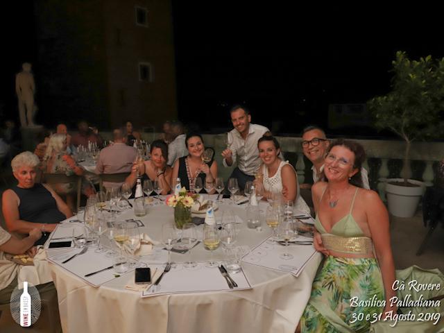 foto Evento Wine Embassy – Ca Rovere @ Basilica Palladiana 30:31.08.2019 32