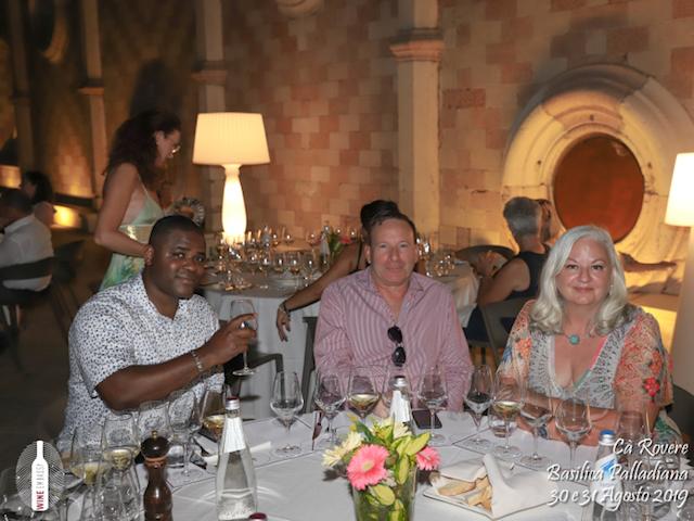 foto Evento Wine Embassy – Ca Rovere @ Basilica Palladiana 30:31.08.2019 34