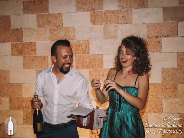 foto Evento Wine Embassy – Ca Rovere @ Basilica Palladiana 30:31.08.2019 36