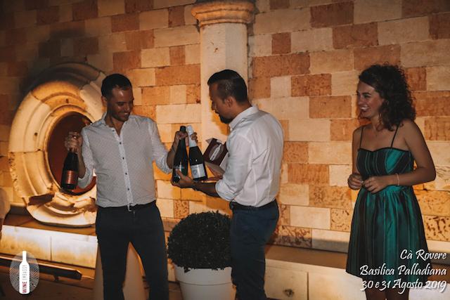 foto Evento Wine Embassy – Ca Rovere @ Basilica Palladiana 30:31.08.2019 39