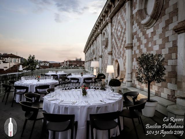 foto Evento Wine Embassy – Ca Rovere @ Basilica Palladiana 30:31.08.2019 4