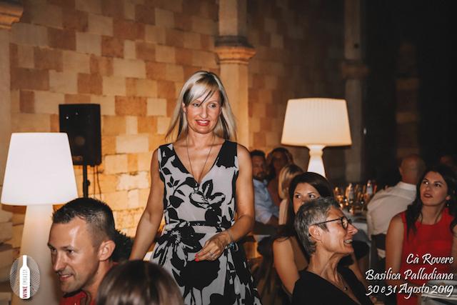 foto Evento Wine Embassy – Ca Rovere @ Basilica Palladiana 30:31.08.2019 42