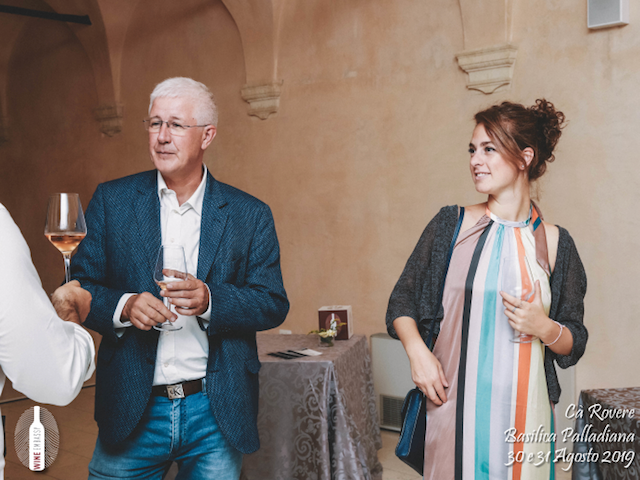 foto Evento Wine Embassy – Ca Rovere @ Basilica Palladiana 30:31.08.2019 45