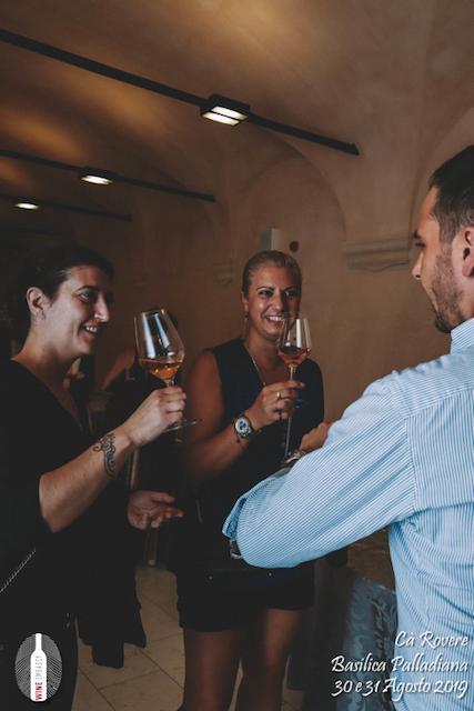 foto Evento Wine Embassy – Ca Rovere @ Basilica Palladiana 30:31.08.2019 46