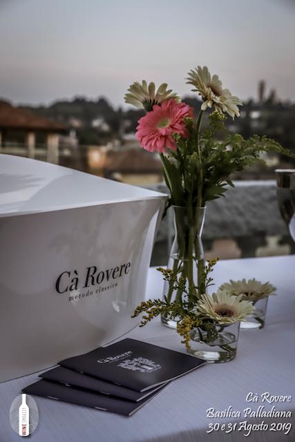 foto Evento Wine Embassy – Ca Rovere @ Basilica Palladiana 30:31.08.2019 5