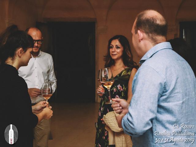 foto Evento Wine Embassy – Ca Rovere @ Basilica Palladiana 30:31.08.2019 52