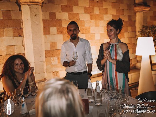 foto Evento Wine Embassy – Ca Rovere @ Basilica Palladiana 30:31.08.2019 58