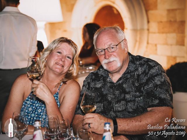 foto Evento Wine Embassy – Ca Rovere @ Basilica Palladiana 30:31.08.2019 61