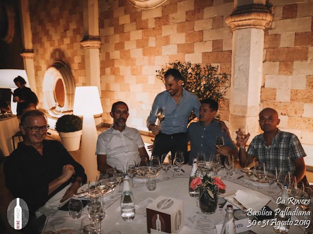 foto Evento Wine Embassy – Ca Rovere @ Basilica Palladiana 30:31.08.2019 64