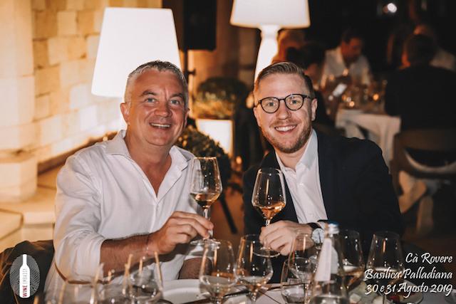 foto Evento Wine Embassy – Ca Rovere @ Basilica Palladiana 30:31.08.2019 65