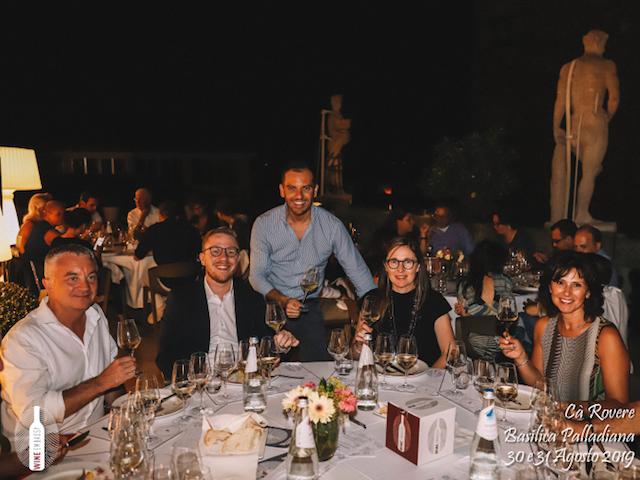 foto Evento Wine Embassy – Ca Rovere @ Basilica Palladiana 30:31.08.2019 66