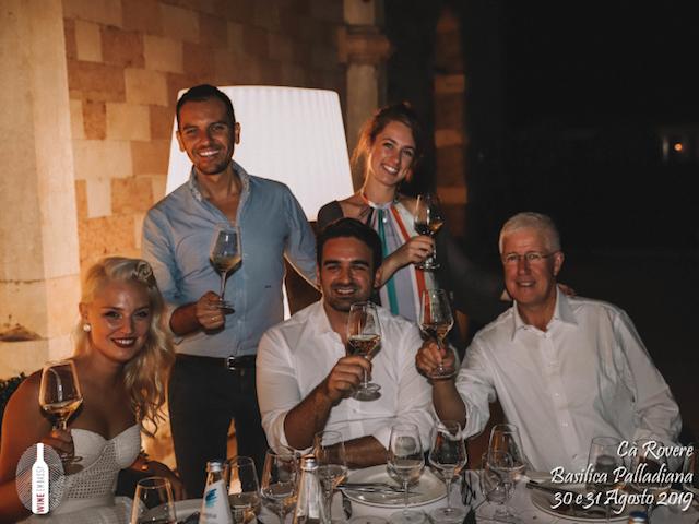foto Evento Wine Embassy – Ca Rovere @ Basilica Palladiana 30:31.08.2019 68