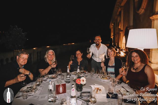 foto Evento Wine Embassy – Ca Rovere @ Basilica Palladiana 30:31.08.2019 70