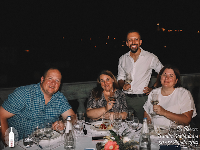 foto Evento Wine Embassy – Ca Rovere @ Basilica Palladiana 30:31.08.2019 71