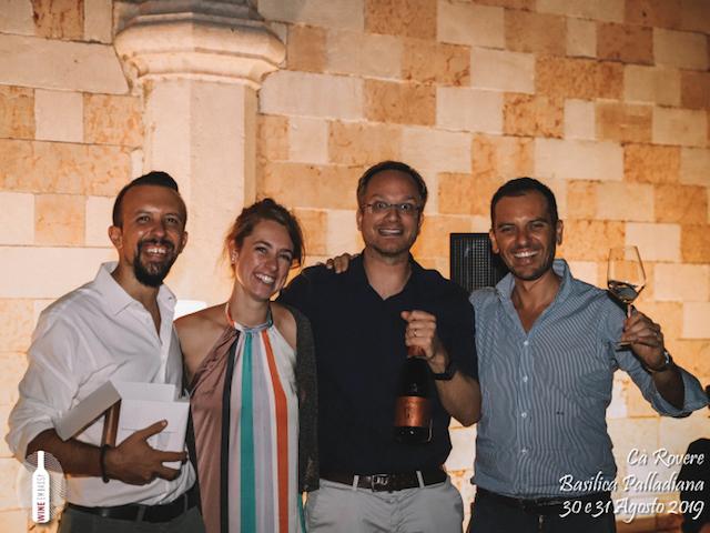foto Evento Wine Embassy – Ca Rovere @ Basilica Palladiana 30:31.08.2019 74