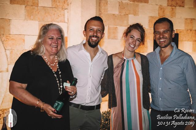 foto Evento Wine Embassy – Ca Rovere @ Basilica Palladiana 30:31.08.2019 76
