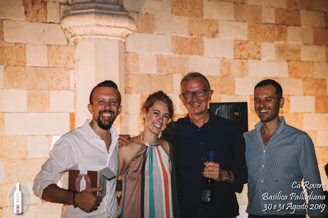 foto Evento Wine Embassy – Ca Rovere @ Basilica Palladiana 30:31.08.2019 77