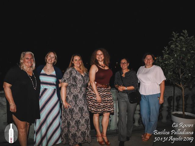 foto Evento Wine Embassy – Ca Rovere @ Basilica Palladiana 30:31.08.2019 79