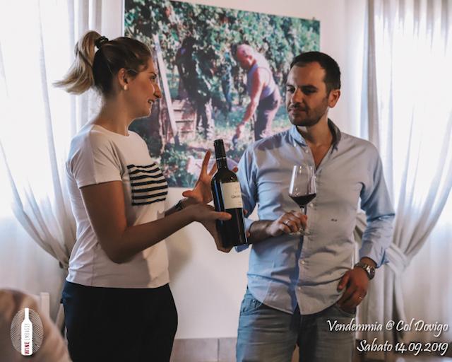 foto Evento Wine Embassy – Vendemmia @ Col Dovigo 14.09.2019 13