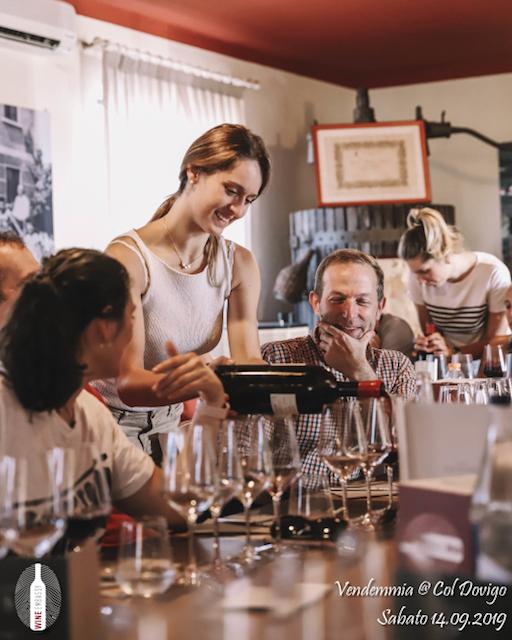 foto Evento Wine Embassy – Vendemmia @ Col Dovigo 14.09.2019 19