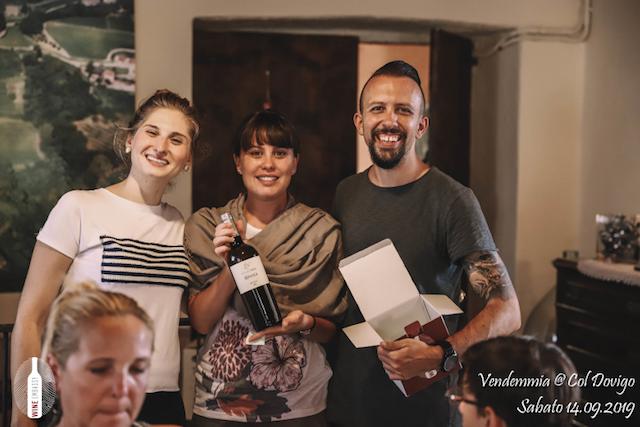 foto Evento Wine Embassy – Vendemmia @ Col Dovigo 14.09.2019 28