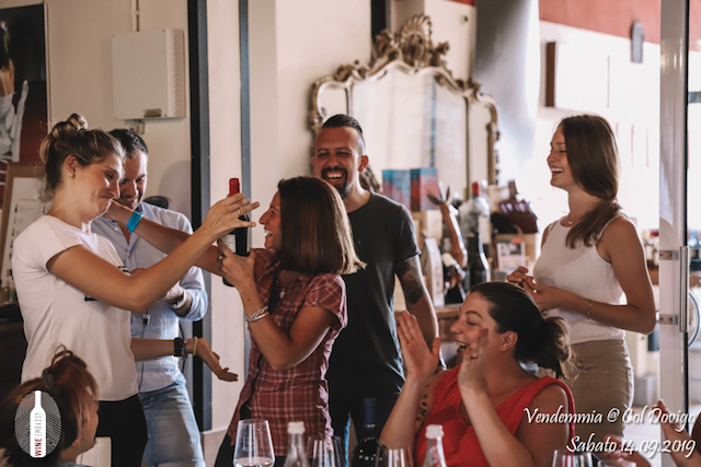 foto Evento Wine Embassy – Vendemmia @ Col Dovigo 14.09.2019 30