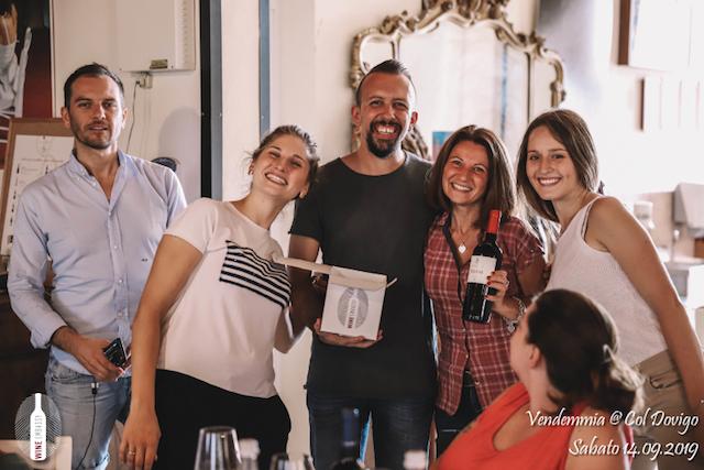 foto Evento Wine Embassy – Vendemmia @ Col Dovigo 14.09.2019 31