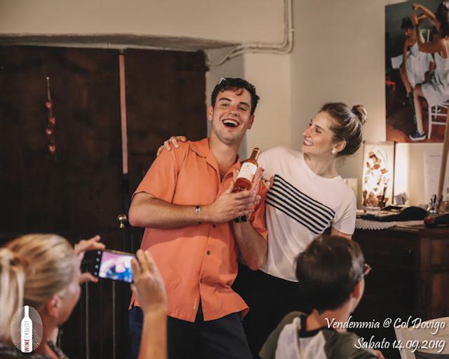 foto Evento Wine Embassy – Vendemmia @ Col Dovigo 14.09.2019 33